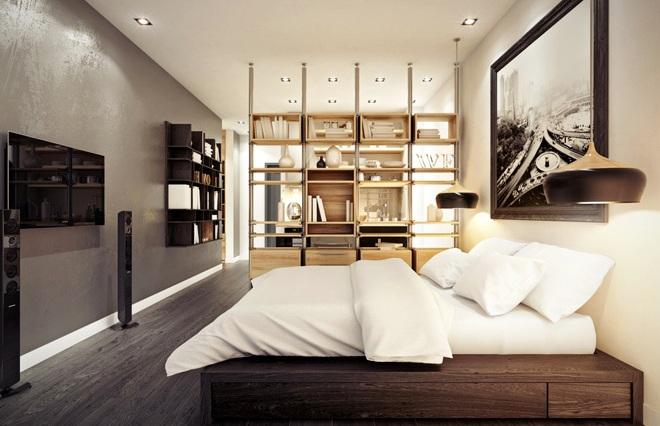 Дизайн интерьера квартиры студии: Идеи и ...