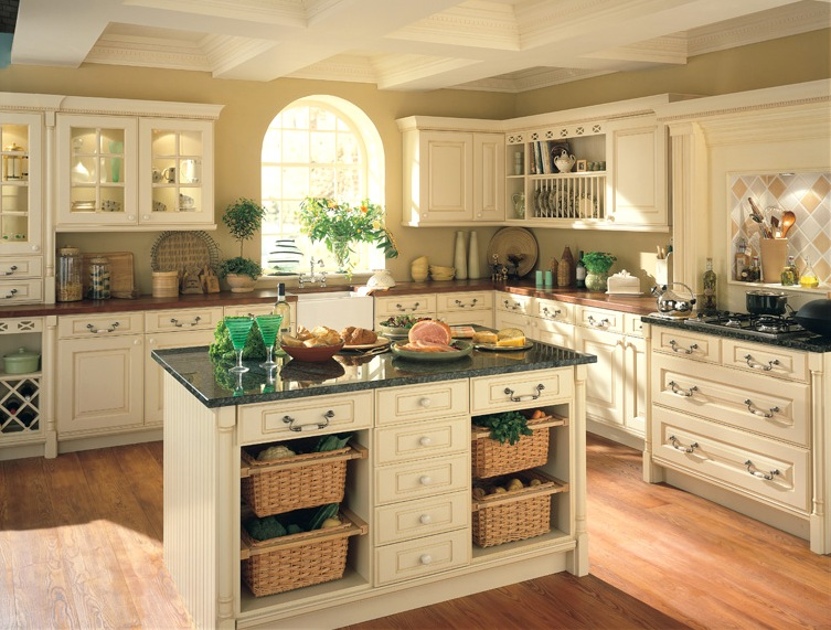 современные кухни в классическом стиле2