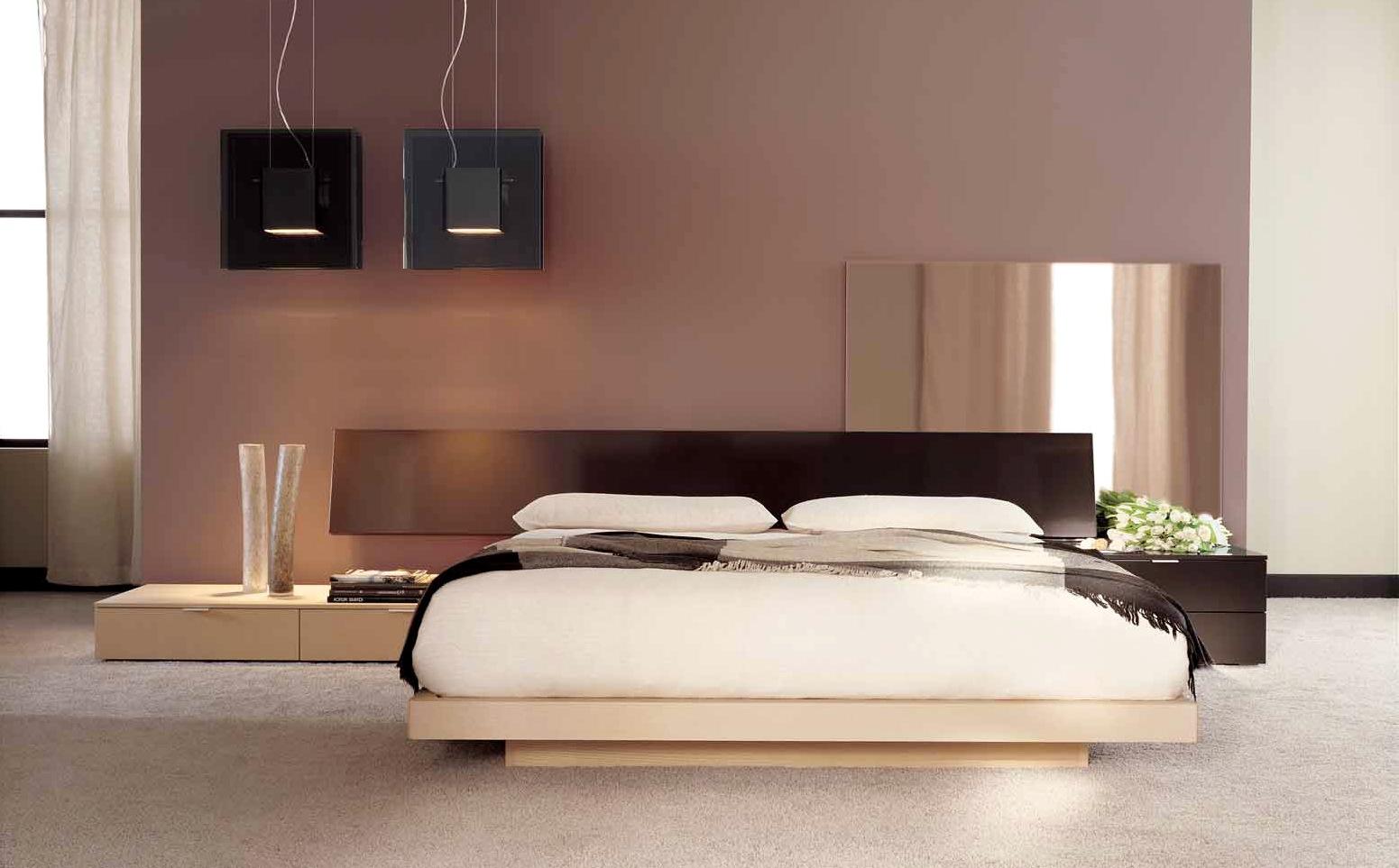спальня по японски