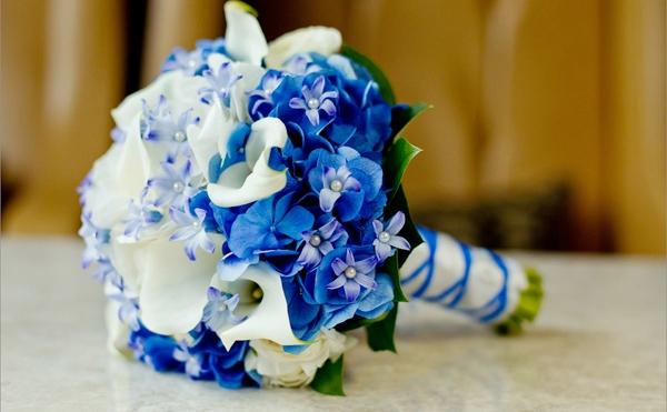 флористика свадебные букеты