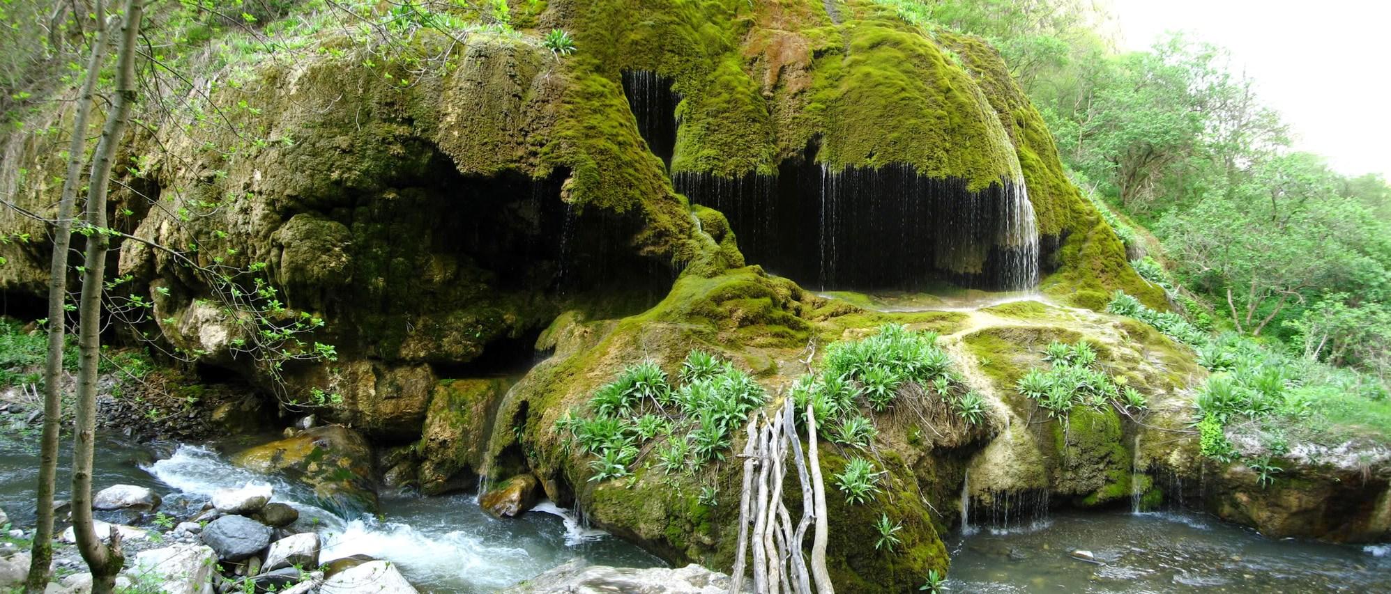Водопад - Зонтики, Армения