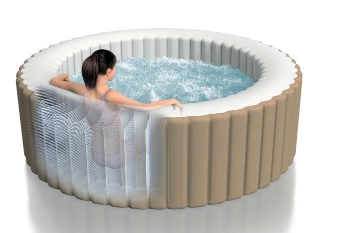 Надувные спа бассейны