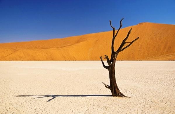 Намибия, Мертвая долина