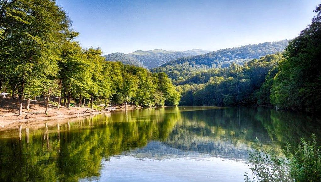 Озеро Парз лич, Армения
