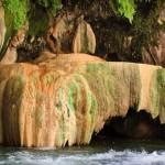 Четов мост, Источник -Горячая вода, Армения