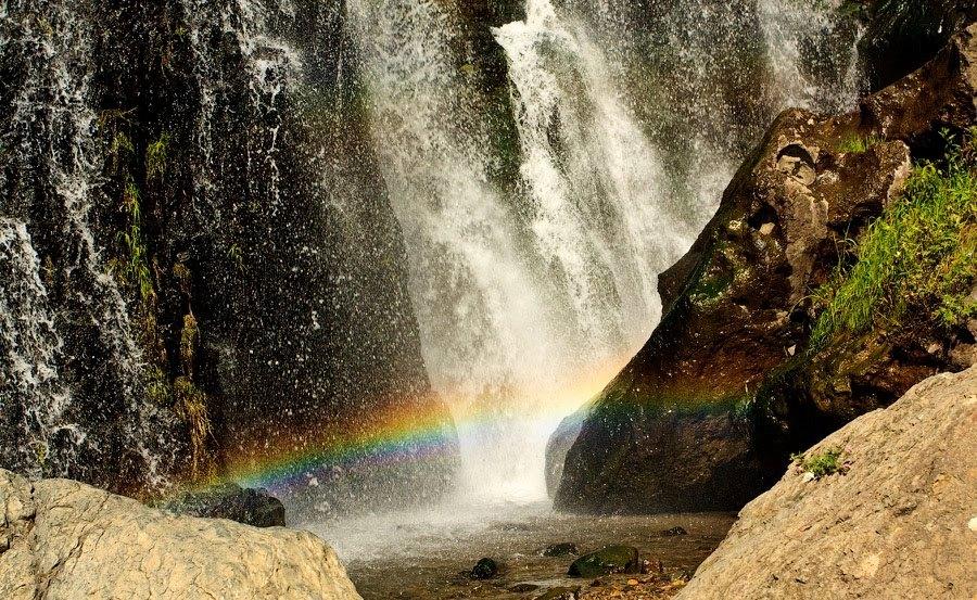 Шакинский водопад, Армения 2
