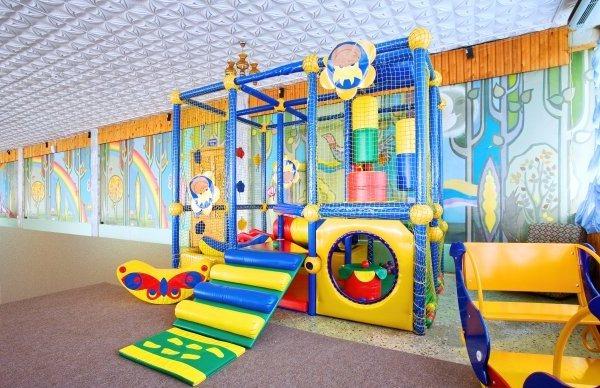 детский игровой центр батут