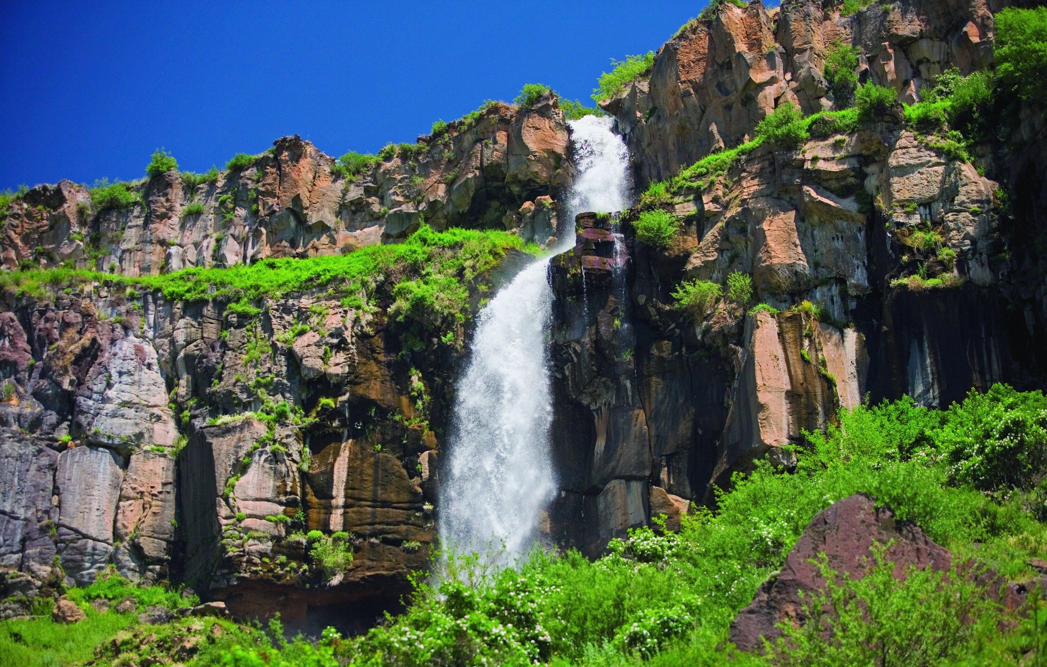 касахский водопад, Армения