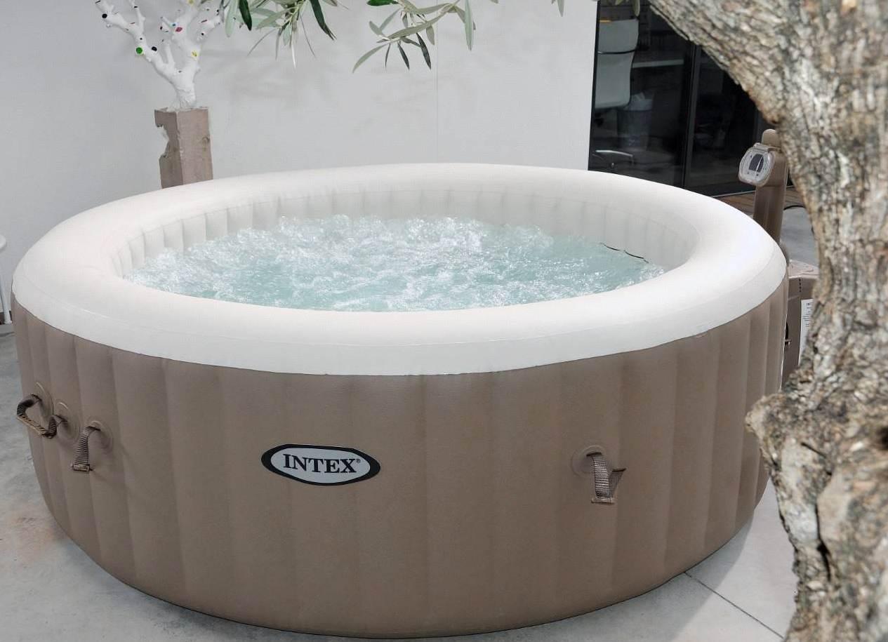 надувной спа бассейн джакузи