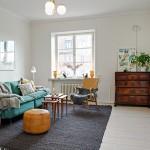 Скандинавский стиль в интерьере квартиры2
