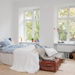 Скандинавский стиль в интерьере квартиры5