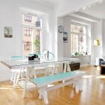 Скандинавский стиль в интерьере квартиры6