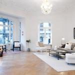 Скандинавский стиль в интерьере квартир