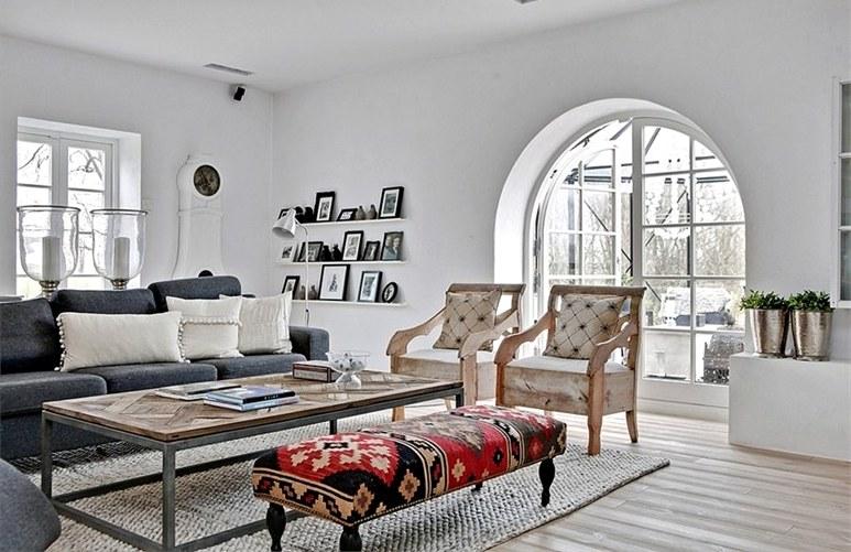 дизайн интерьера в скандинавском стиле6