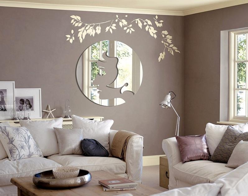 интерьерное зеркало