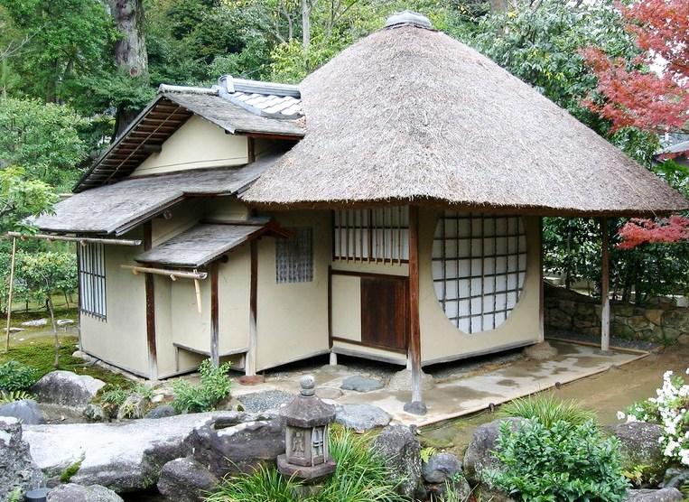 Тясицу -чайный домик