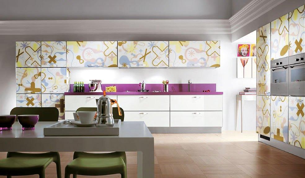 дизайн интерьера кухни бытовая техника