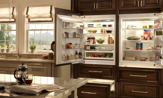 дизайн интерьера кухни кладовка