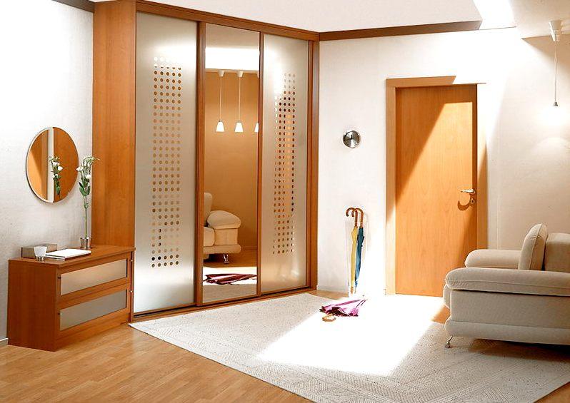 дизайн интерьера прихожей в доме декор