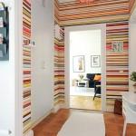 дизайн интерьера прихожей в доме 3