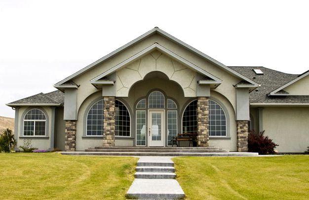 Виды и дизайн фасадов