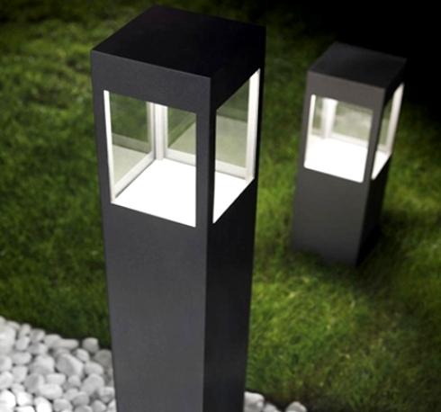 ландшафтное освещение светильники