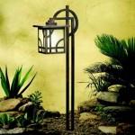 ландшафтный светодиодный светильник
