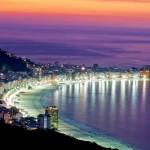 Copacabana вечером