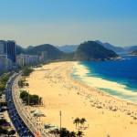 Copacabana лучшие пляжи мира