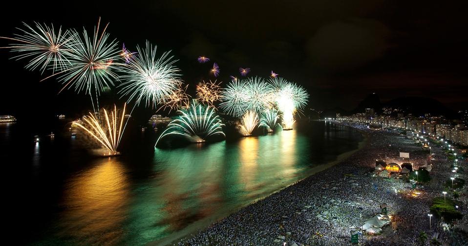 Copacabana новый год