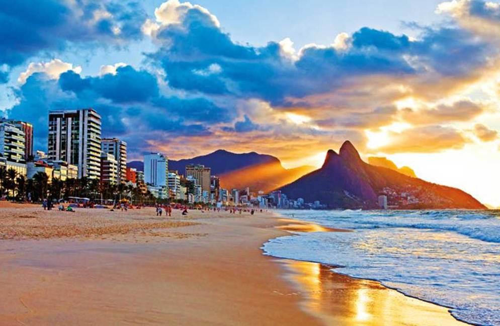 Copacabana пляж