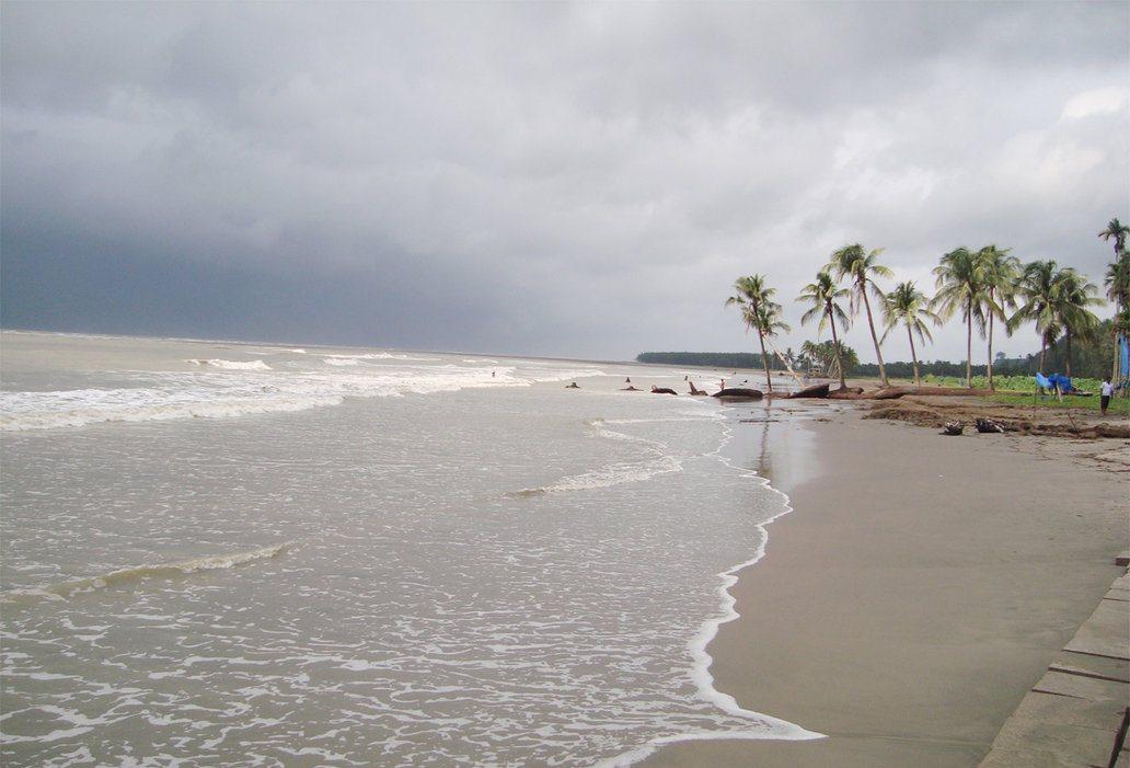 Cox's Bazar лучшие пляжи мира