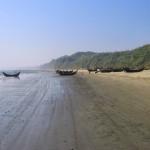 Cox's Bazar пляжи мира