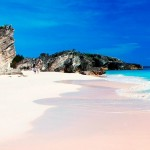 Pink Sands Beach на острове