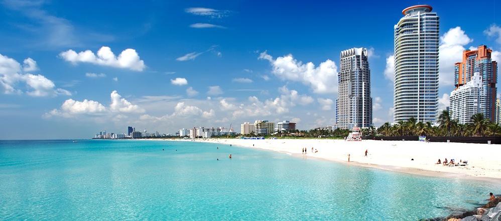 South Beach пляж