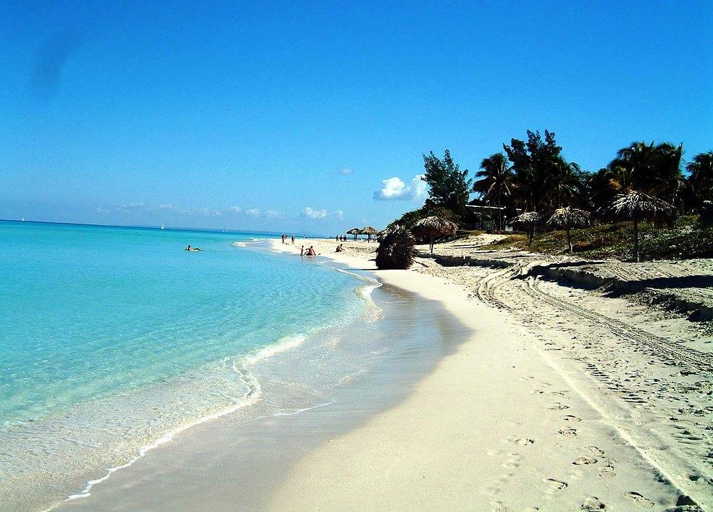 Varadero лучшие пляжи мира
