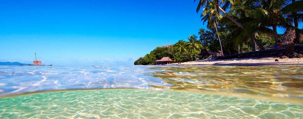 Wakaya пляжи мира