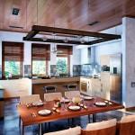 Дизайн интерьера деревянного дома 4