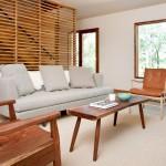 Дизайн интерьера деревянного дома 7