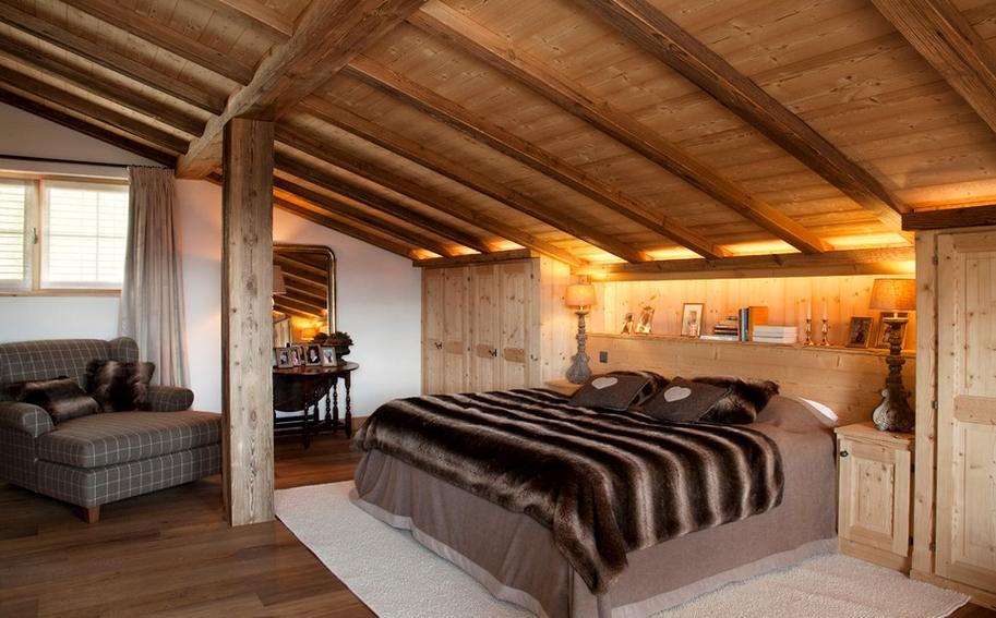 Интерьер спальни2