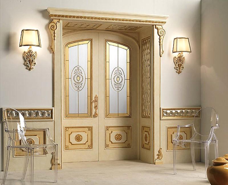 двери деревянные в интерьере1