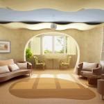 дизайн проект интерьера деревянного дома4