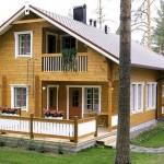 стили деревянных домов2