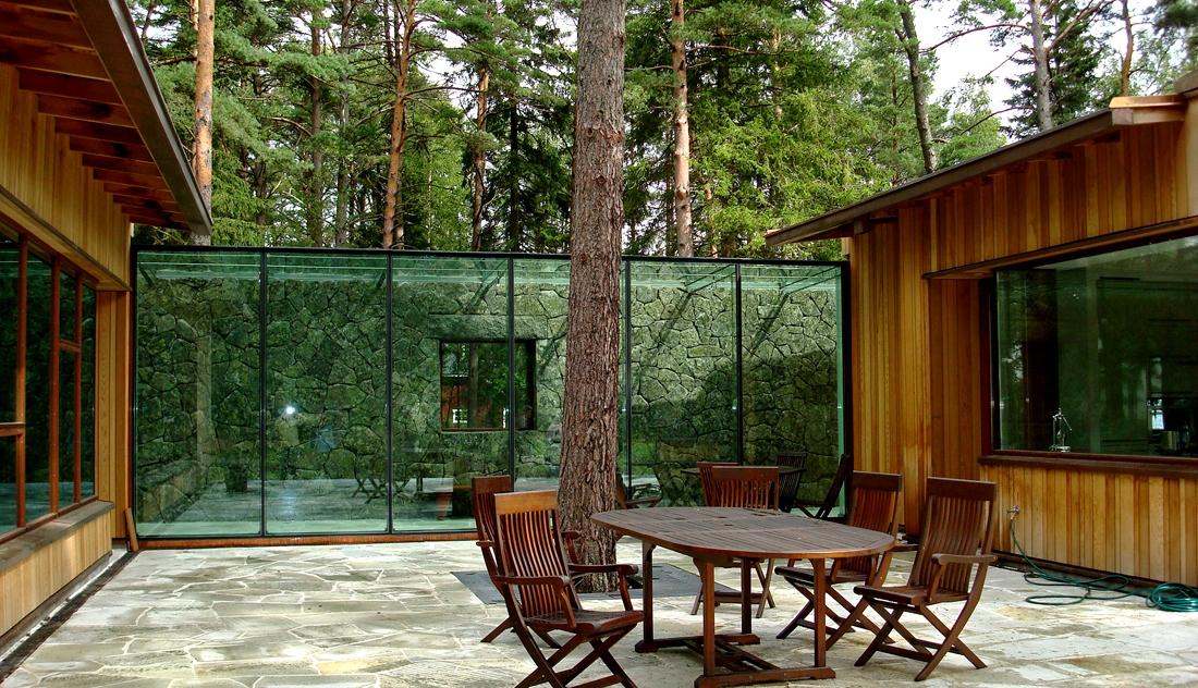 стили деревянных домов3