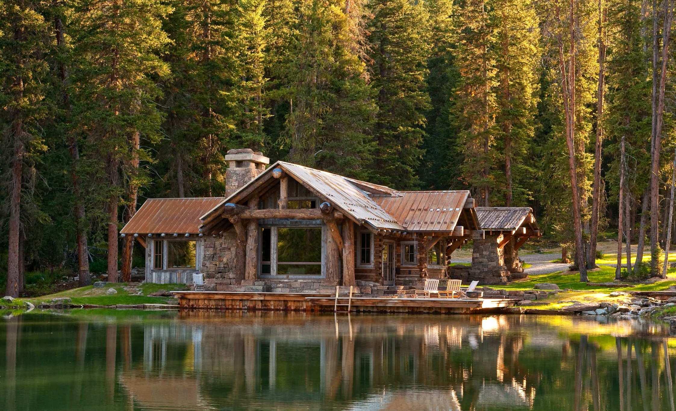 стили деревянных домов4