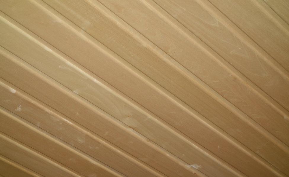 деревянная вагонка на потолок