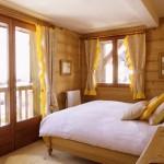 деревянная спальня интерьер4