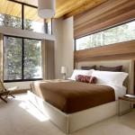 деревянная спальня интерьер5