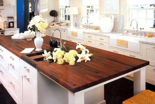 деревянная столешница для кухни2
