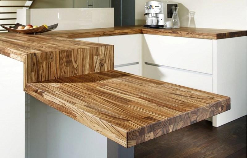 деревянные столешницы для кухни2